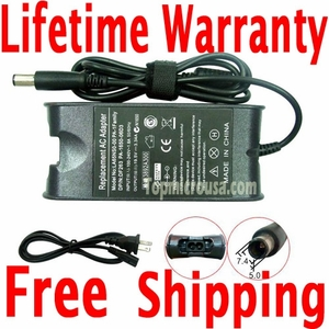 Dell SmartStep 250N AC Adapter Power Charger with Power Supply cord