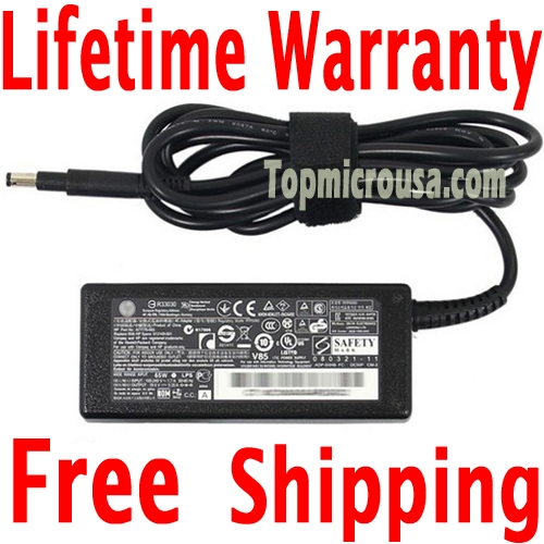 HP Spectre Ultrabook 14-3210nr AC Adapter, Power Supply Cable