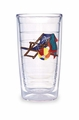Beach Chairs 16 oz. Tervis Tumbler  - Boxed Set of 4 Assorted Designs