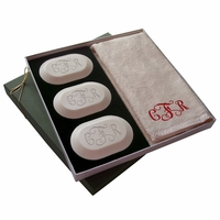 Personalized Soap Gift Sets