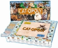 Catopoly Monopoly Board Game