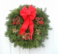 Christmas Wreaths & Swags