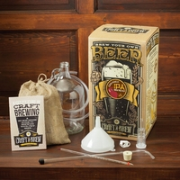 Craft a Brew: Premium Brew Kit - Oak Aged I.P.A.