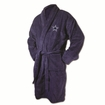 Dallas Cowboys Navy Terrycloth Bathrobe Manufactured by Wincraft