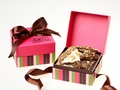 Gourmet Milk Chocolate Almond Toffee - 2 lb. gift box