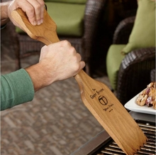 Great Scrape Woody Paddle BBQ Cleaning Tool