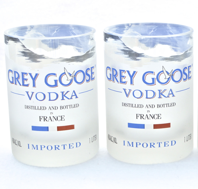 Grey Goose Drinking Glasses