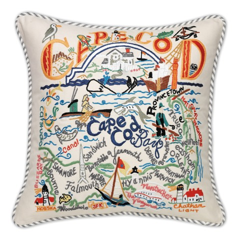 hand embroidered catstudio pillows hand embroidered catstud