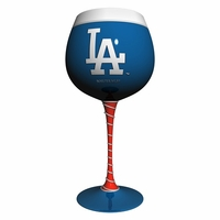 Hand Painted MLB Glassware