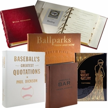 Limited Edition Leather Bound Collector's Books