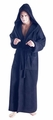 Men's Ultra Hooded Full Length Terrycloth Bathrobe