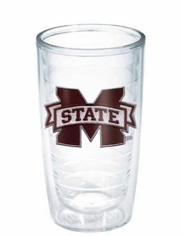 Mississippi State University 16 oz. Tervis Tumbler  - Boxed Set of 4