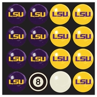NCAA Billiard Ball Sets
