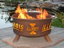 Officially Licensed NCAA  Fire Pits