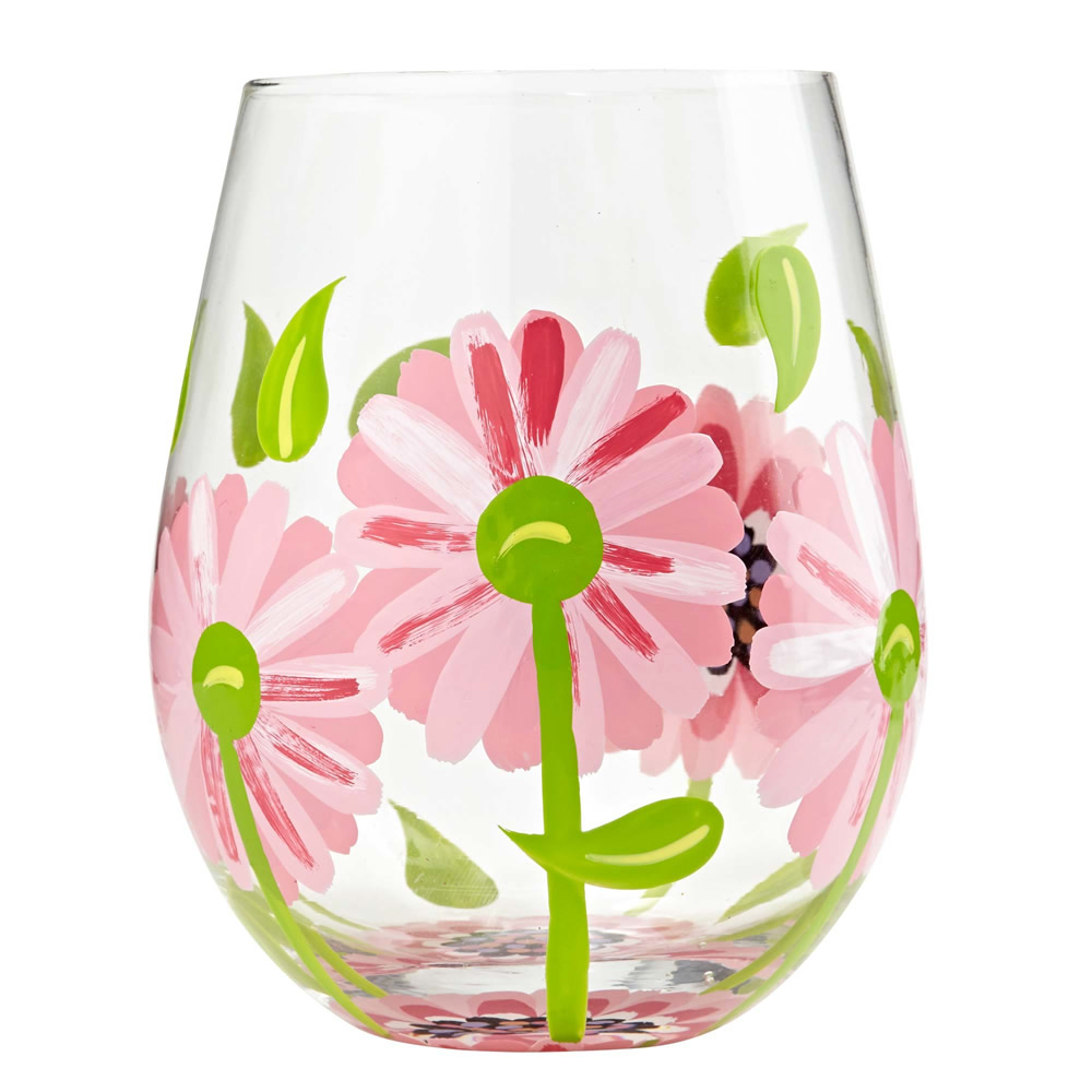 Opps a Daidy Stemless Wine Glass by Lolita®