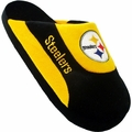 Pittsburgh Steelers Low Pro Stripe Slipper