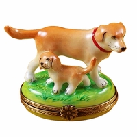 Dog Limoges Boxes by Rochard™