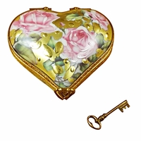 Heart Limoges Boxes by Rochard™