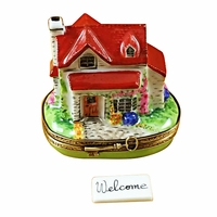 Home Theme Limoges Boxes by Rochard™