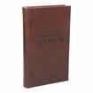Single Malt Scotch Book - Leather Bound Collector's Edition