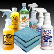 Bargain Bundle of Regular Size Cleaning Products