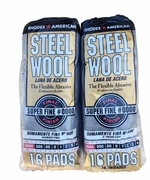 Case Rhodes American Steel Wool 2 Pack