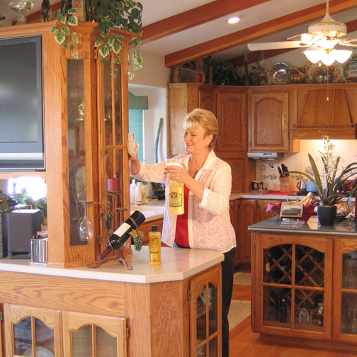 degreasing kitchen cabinets wood images 1000 ideas about wood cabinet cleaner on pinterest