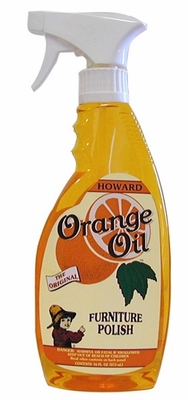 Howard Orange Oil 16oz