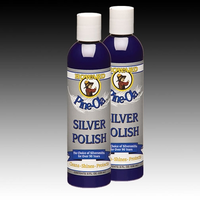 Howard Silver Polish Howard - 2 8oz Bottles