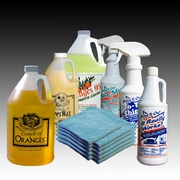 Bargain Bundle of Jumbo Size Cleaning Products