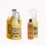 Wood Cleaner and Preserver Kit