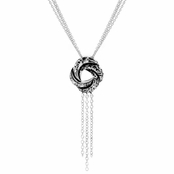 Algerian Love Knot Jewelry - PETITE Necklace