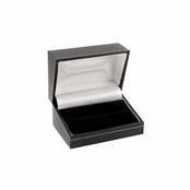 Double Ring Jewelry Gift Box: Prestige Collection