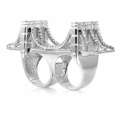 Empire's Brooklyn Bridge Ring - Silver