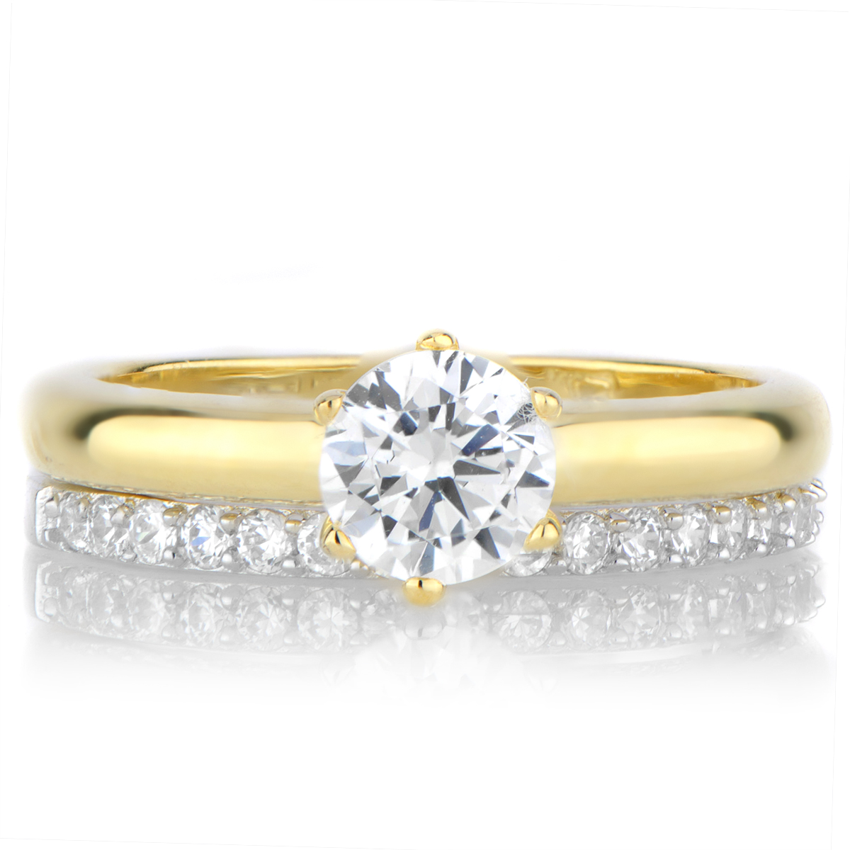 Inexpensive Wedding Ring Sets