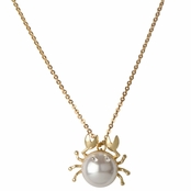 Hailey's Zodiac Horoscope Charm Necklace - Cancer, The Crab