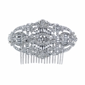 Janie's Art Deco Victorian Style Hair Comb