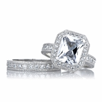 Karianne's Celebrity Inspired Wedding Ring Set