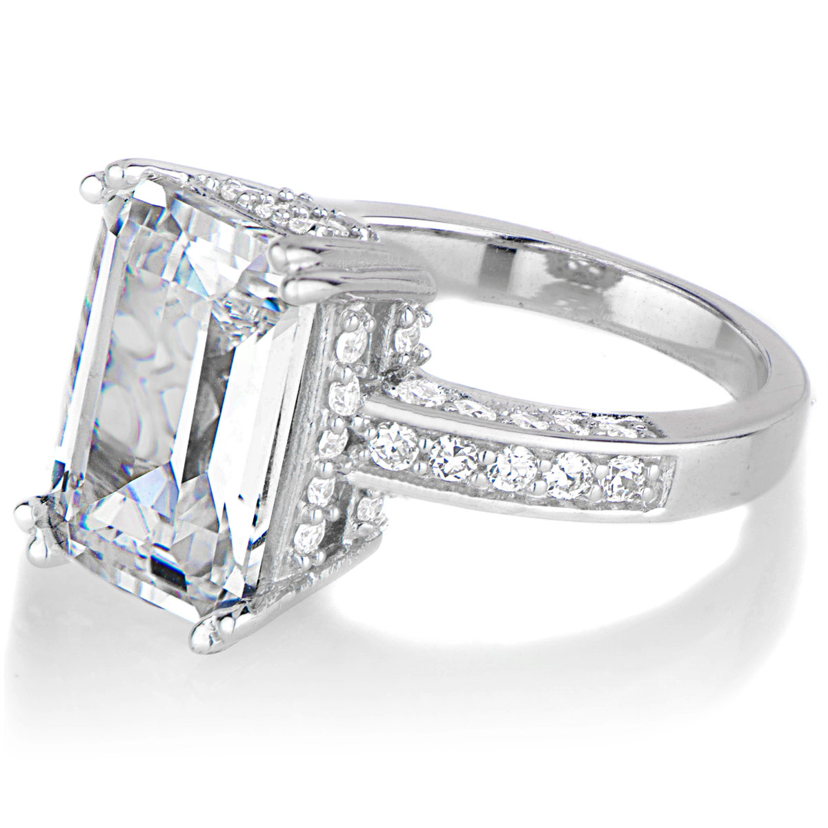 kenna s emerald step cut engagement ring