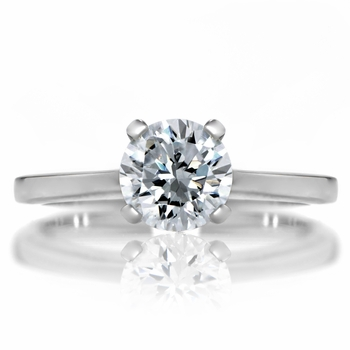 Marion's Engagement Ring - 1.25 CT CZ