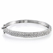 Mary Lou's CZ Bangle
