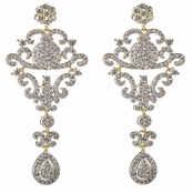 Morena's Vintage Chandelier Earrings