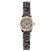 Nicole's Leopard Print Fashion Watch