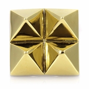 Outlet Item: Dylan's Pyramid Ring - 4 Spike Studs