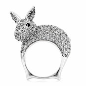 Pat's Bunny Cocktail Ring