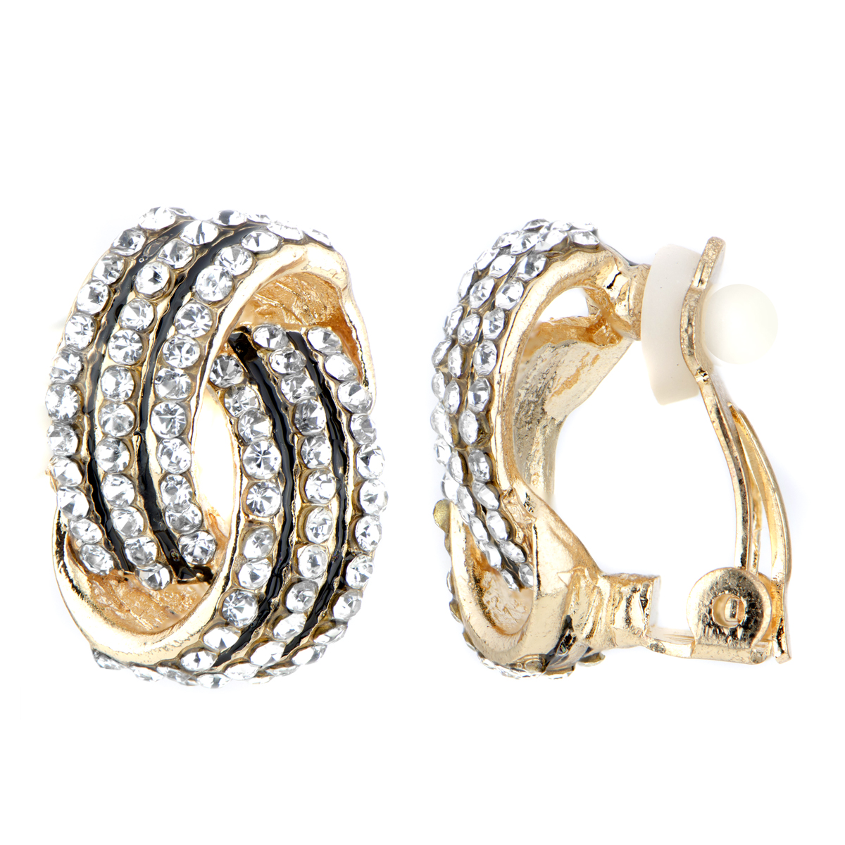 If your ears are sensitive or simply don't have them pierced, clip on earrings are a perfect alternative that allows you to show off your looks and keep comfortable while doing so. It is a myth that pearl clip-on earrings are limited in styles.