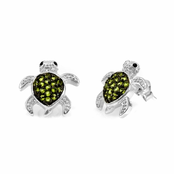 Sheldon's Turtle Earrings