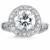 Shirley's Antique CZ Ring