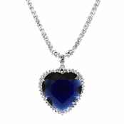 The Heart of the Ocean Necklace - Comparable to The Titanic