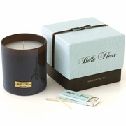 Belle Fleur White Orchid Tea Scented Candle